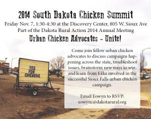 Chicken summit